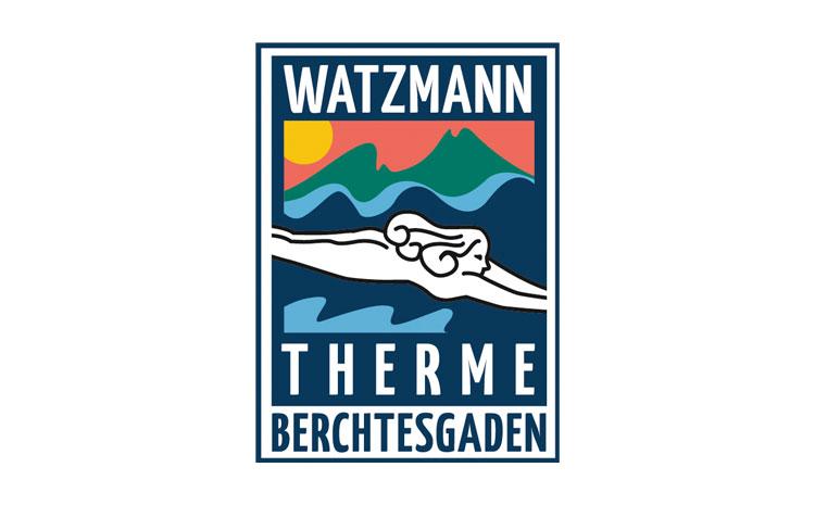 Watzmann Therme, Berchtesgaden logo