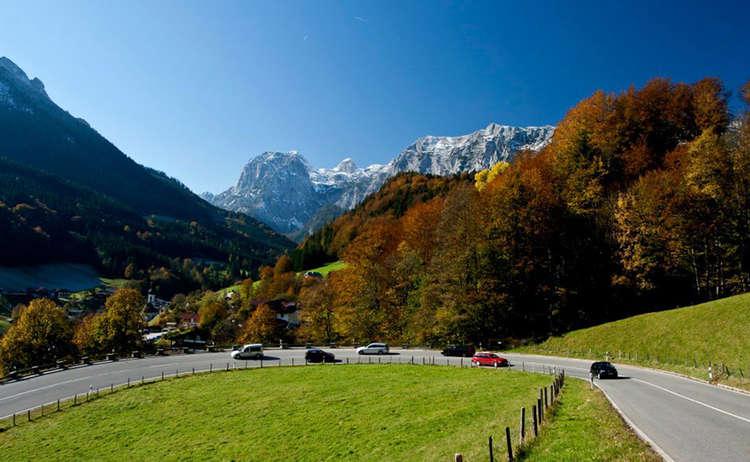 Alpenstrasse Guido Kosch