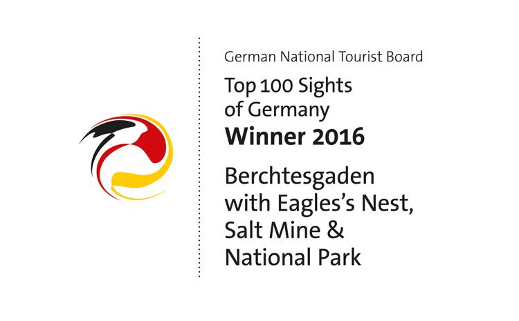 Top 100 Sights Kehlsteinhaus, Salzbergwerk und Nationalpark Berchtesgaden