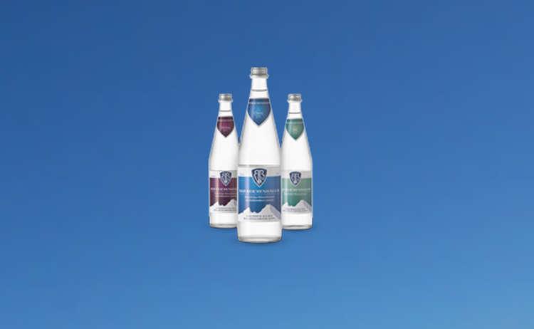 Bad Reichenhaller Mineralwasser 1