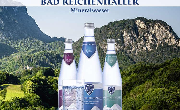 Bad Reichenhaller Wasser