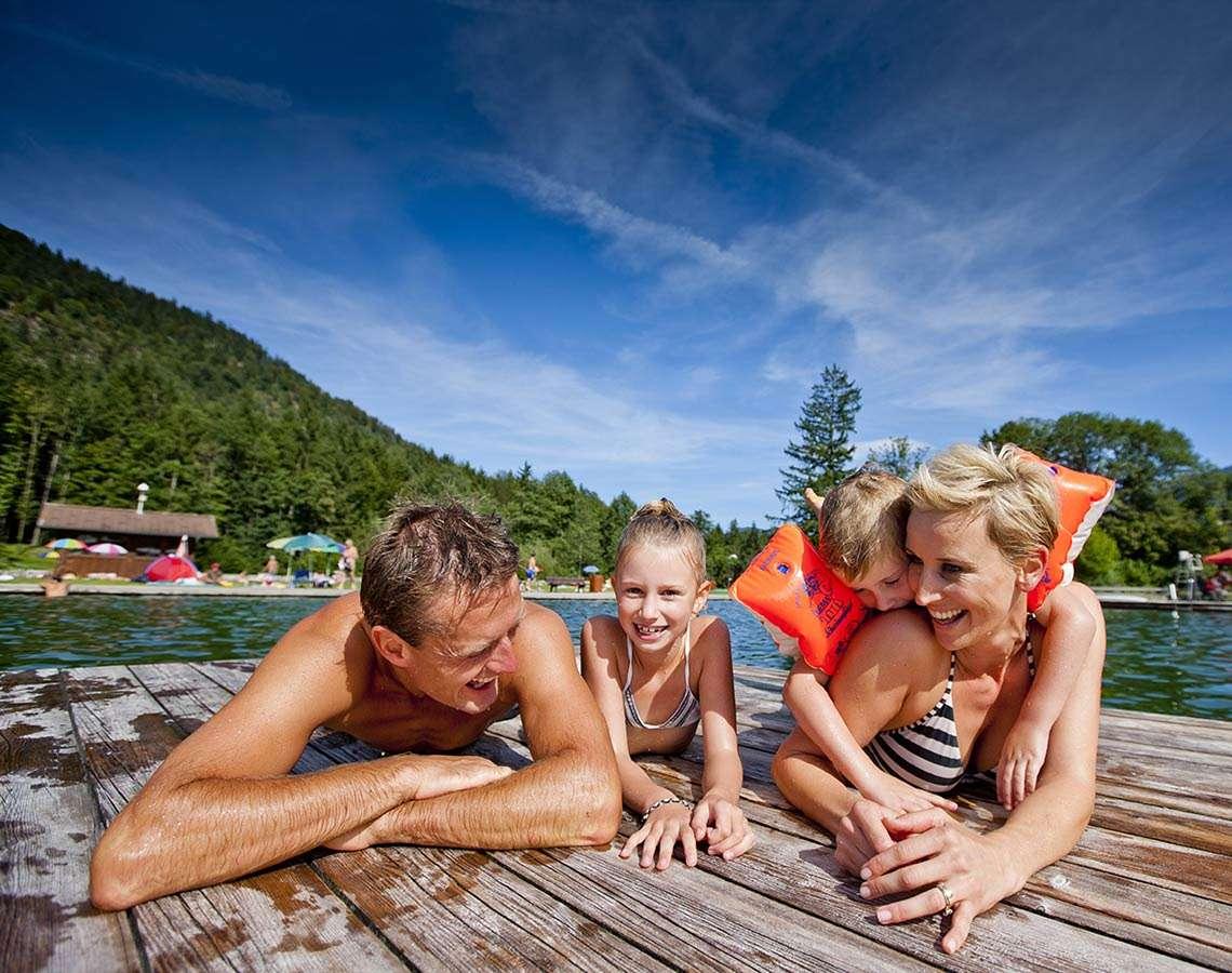 Baden Und Schwimmen Berchtesgaden
