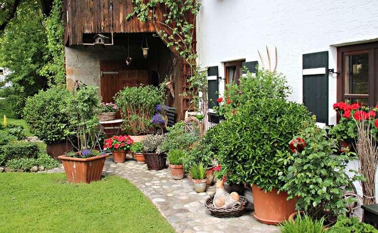 Bauerngarten Ursula Huber