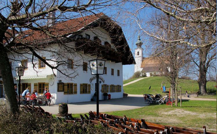 Berggasthof Johannishoegl 1
