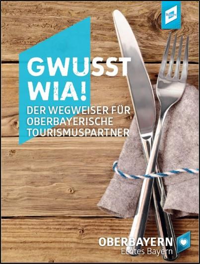 GWUSST WIA! - Wegweiser für Tourismuspartner