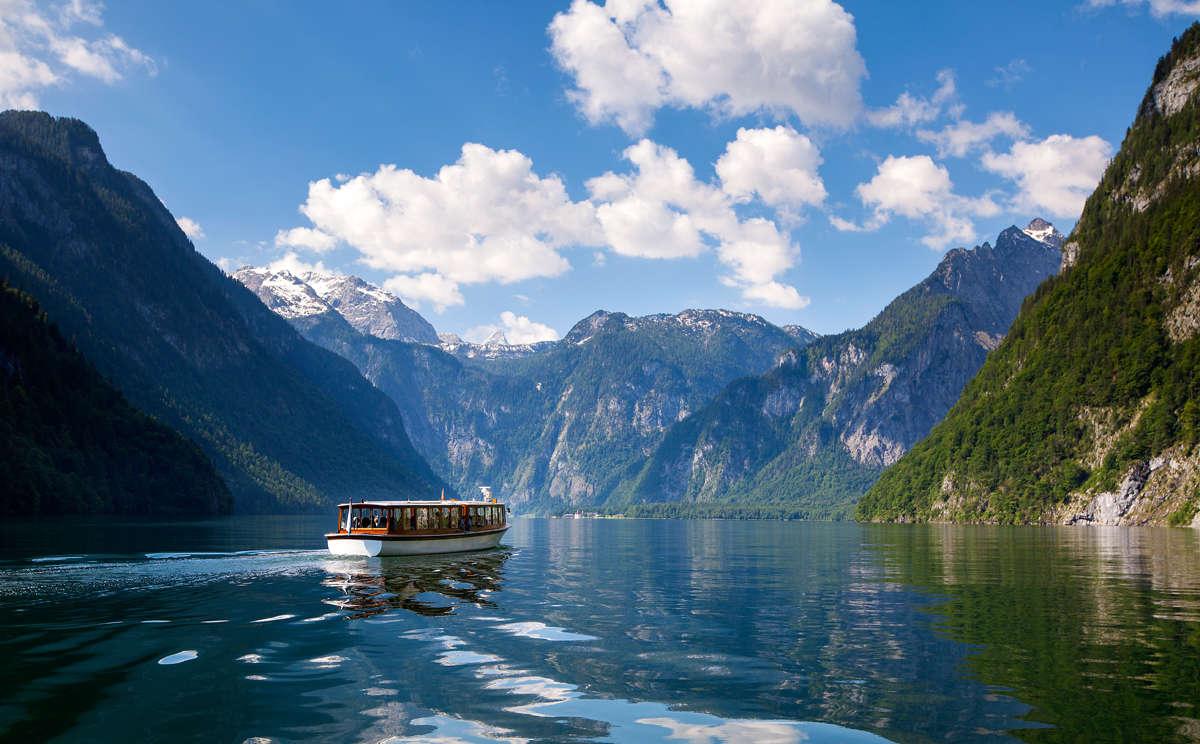 k nigssee und st bartholom der bayerische fjord. Black Bedroom Furniture Sets. Home Design Ideas