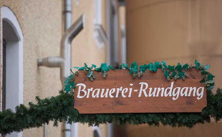 Brauereirundgang Wieninger Heimatbrauer