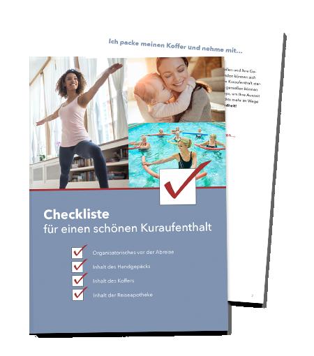 Checkliste Kur