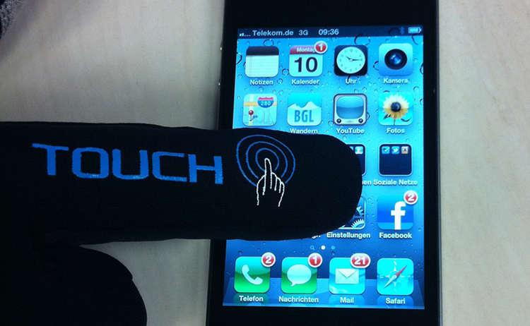 Chiba Handschuh