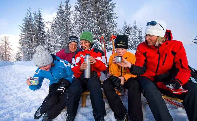 Famileintag Winter Outdoor Festival