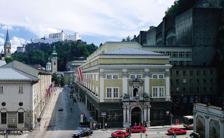 Festspielhaus Salzburg Tourismus Salzburg