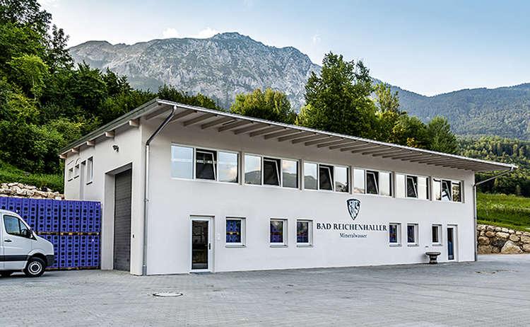 Firmensitz Reichenhaller Wasser