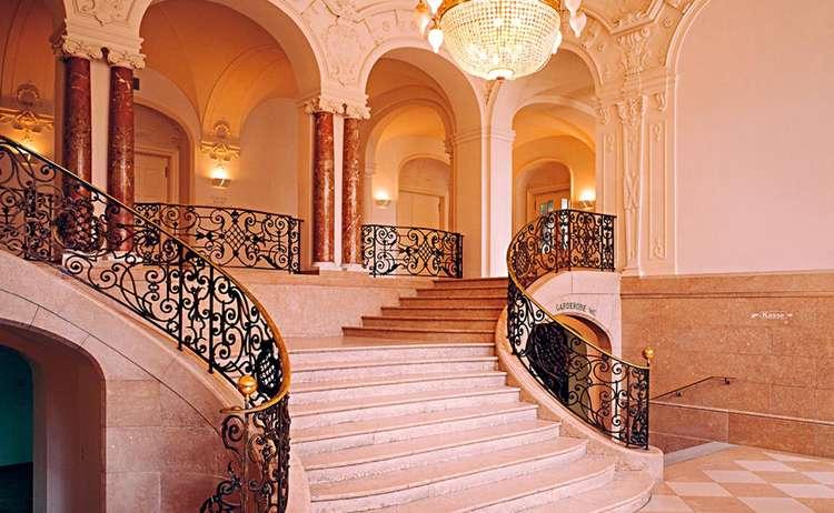 Foyer Koenigl Kurhaus Bad Reichenhhall