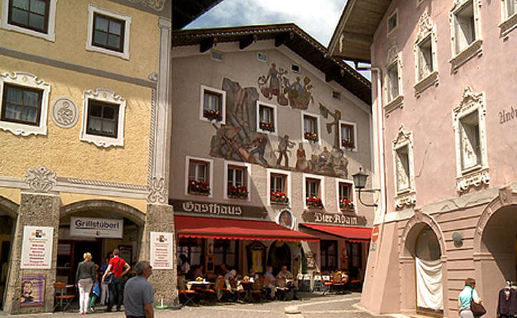 Gasthaus Bier Adam Berchtesgaden