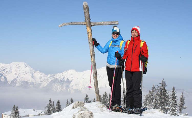Gipfelkreuz Des Predigstuhl Kunz Und Partner Pr
