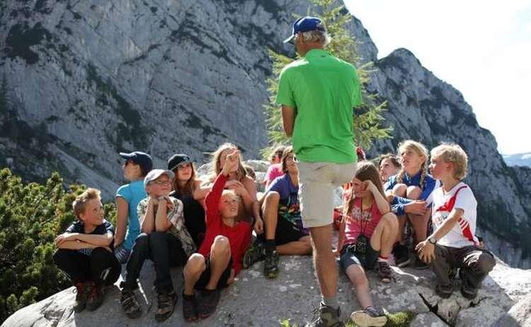 Gletscherexkursion Kinder2