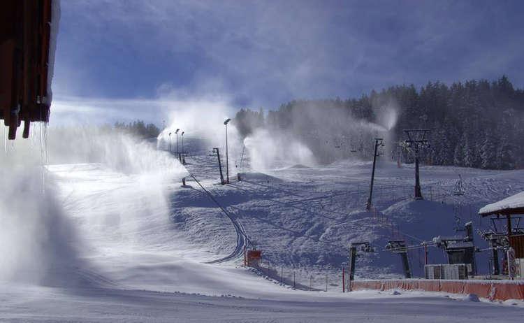 Goetschen Ski Center