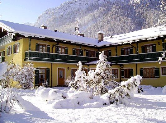 Haus Winter 2010