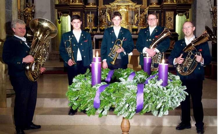 Hefauer Musoikanten Advent