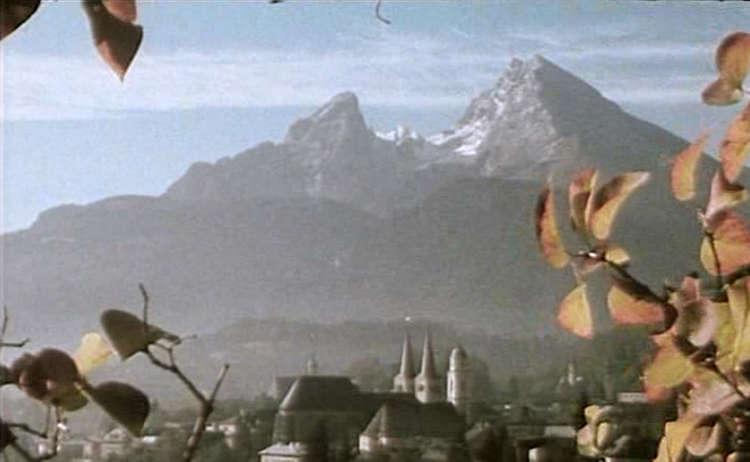 Historischer Werbefilm Vilsmaier Berchtesgaden 1