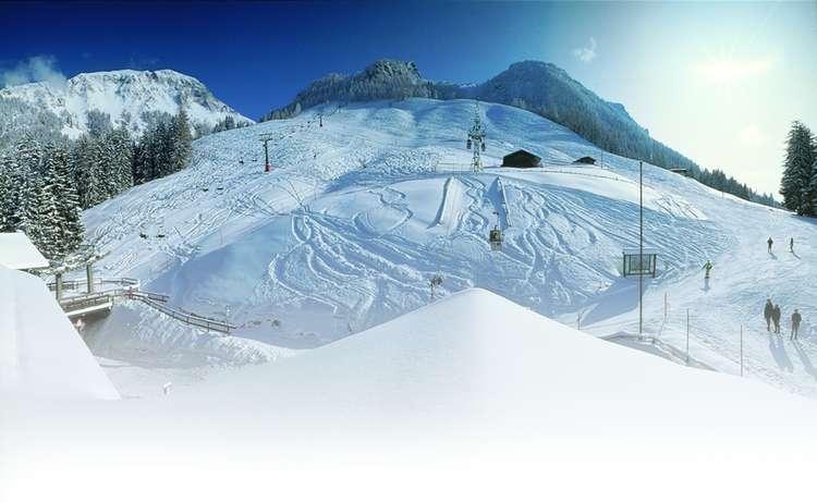Skigebiet Jenner in Schönau a. Königssee