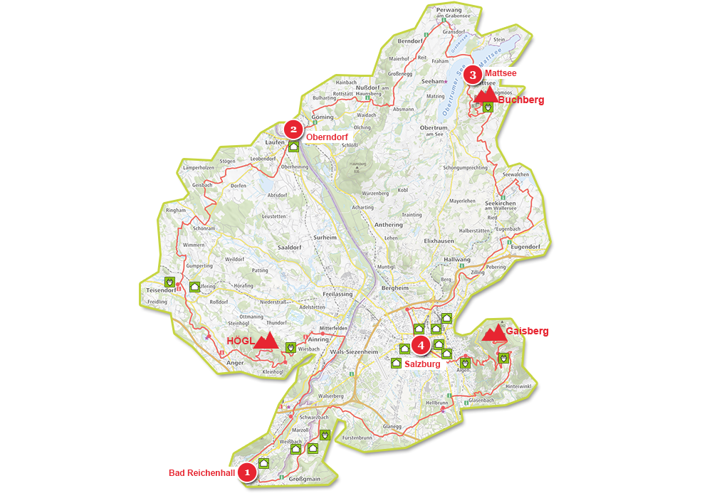 Die Slowbike Radtour