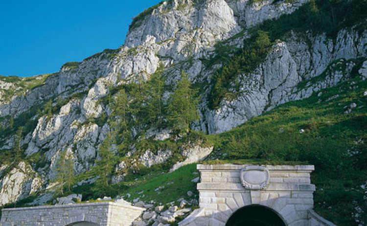 Kehlstein Tunnel