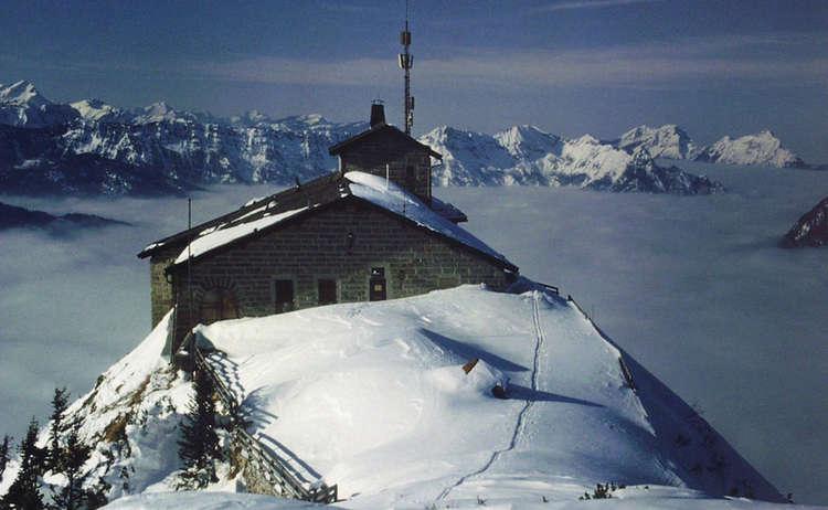 Kehlstein Winter
