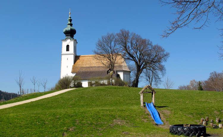 Kirche Johannishoegl