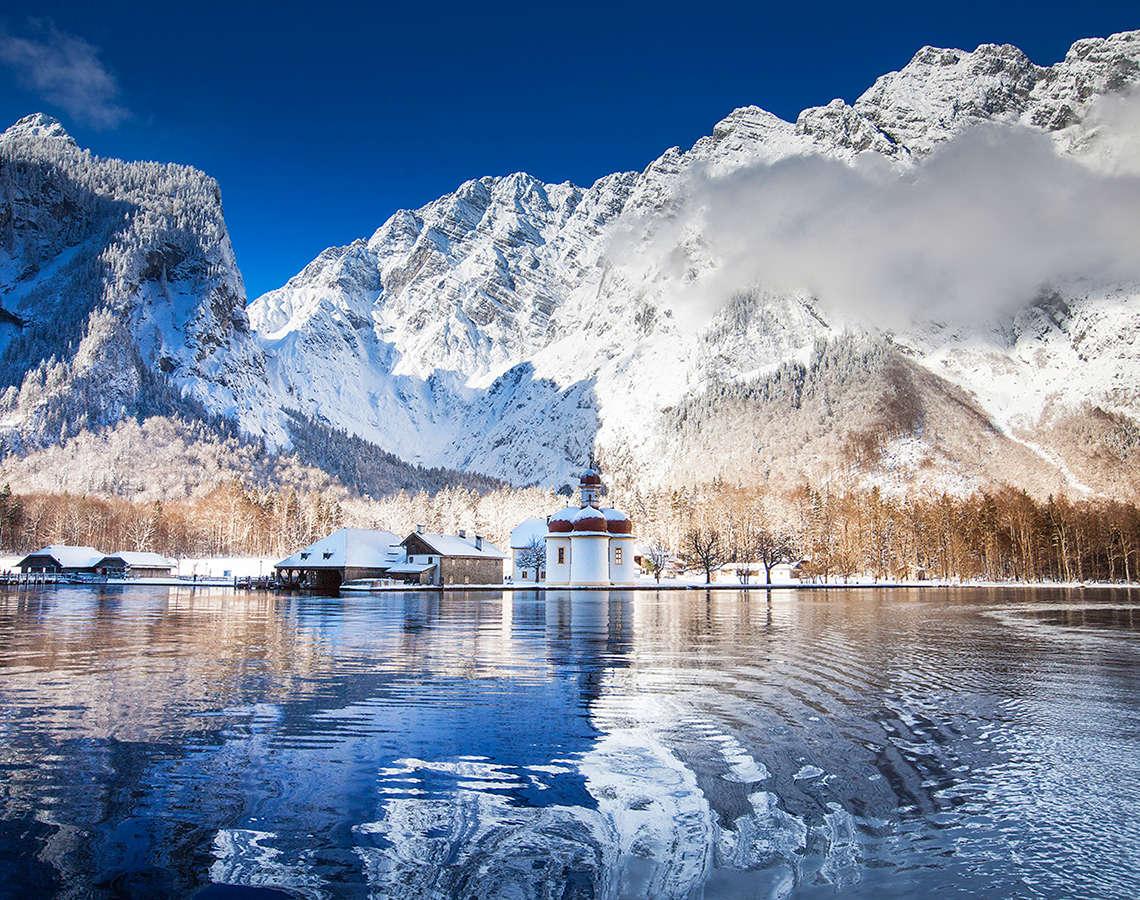 Koenigssee Bartholomae Winter