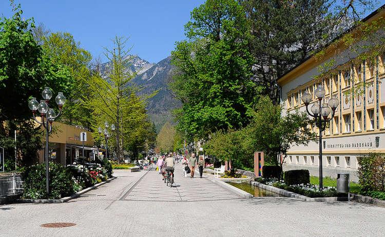 Kumittelhaus Der Moderne Alpenstadt Reichenhall