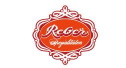 Reber Spezialitäten - Logo