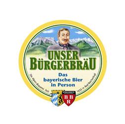 Logo Brauhaus Bürgerbräu Reichenhall