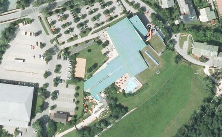 Luftaufnahme Watzmann Therme 1