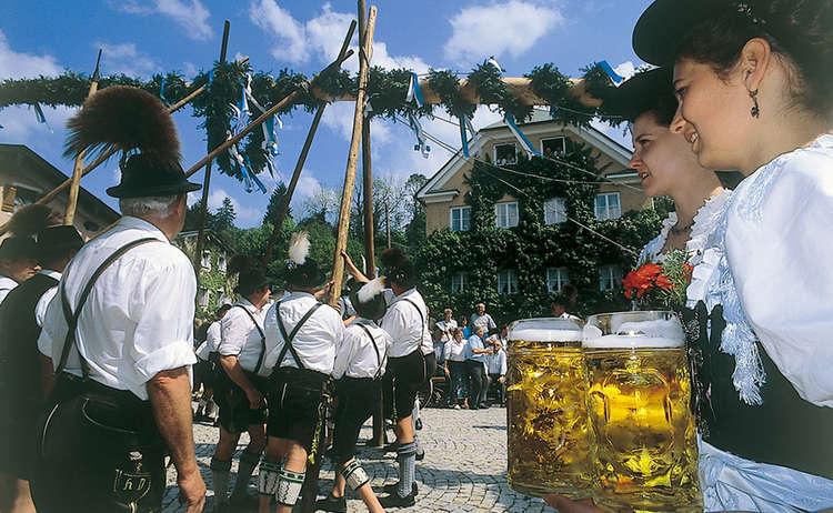 Maibaumfest