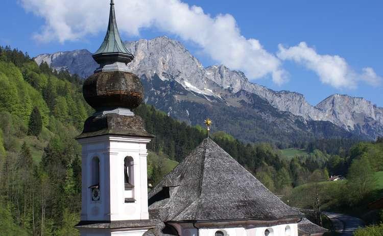 Kirche in Maria Gern
