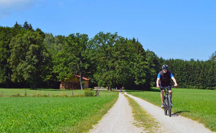 Michael Walch Mountainbike
