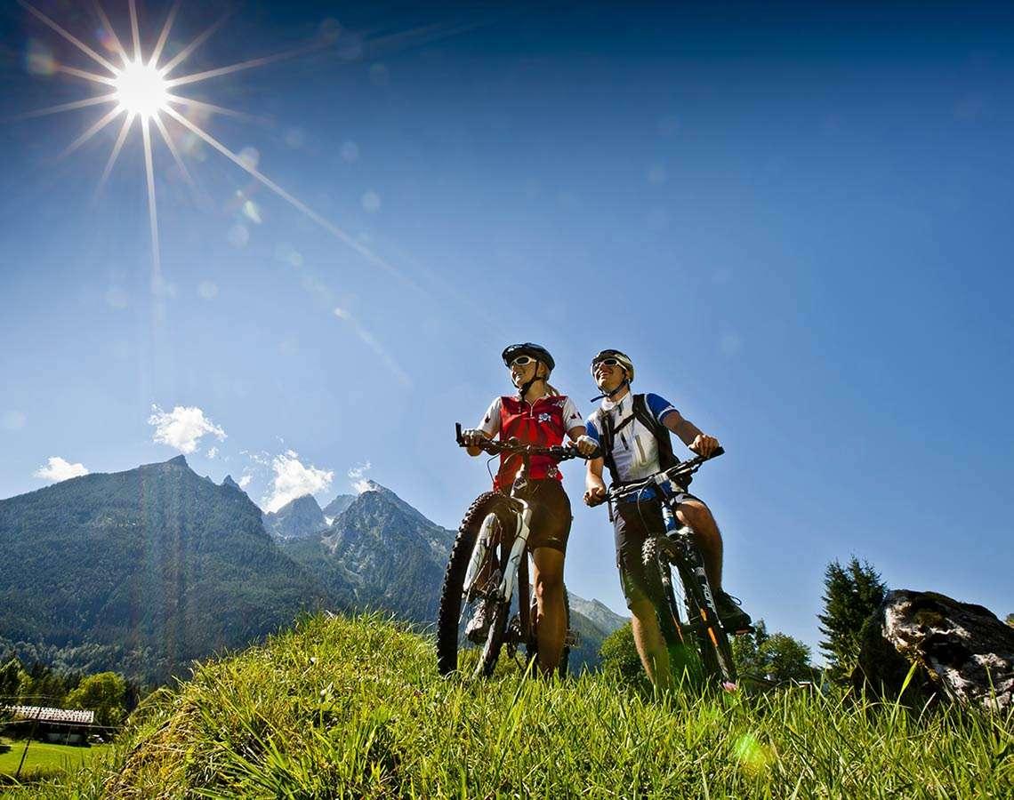 Mountainbike Berchtesgaden