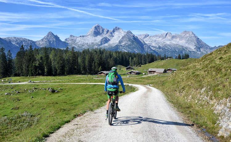 Mountainbike Kallbrunnalm