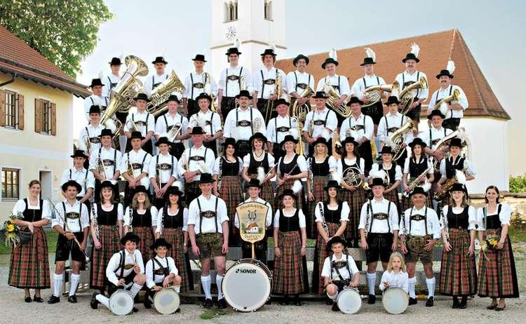 Musikkapelle Surheim 1