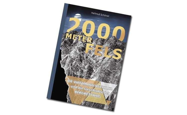 """watzmann Ostwand Buch """"200 Meter Fels"""""""