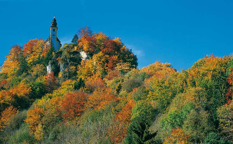 Pankraz Kirche Bad Reichenhall