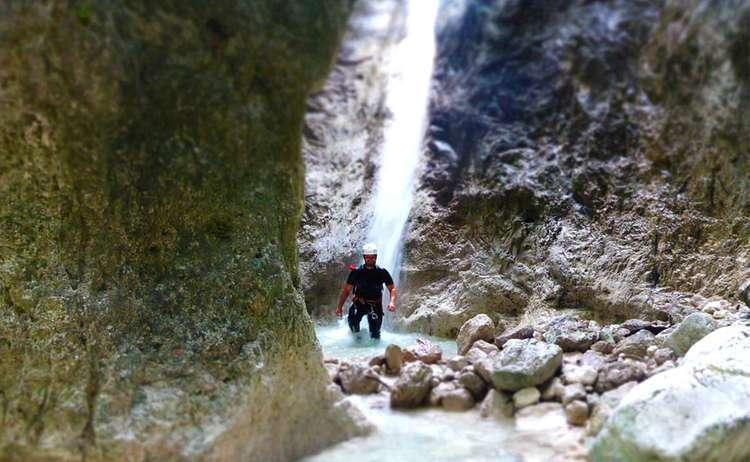Roethelbach Wasserfall