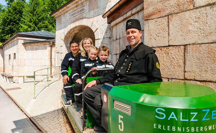 Salzbergwerk Berchtesgaden 3