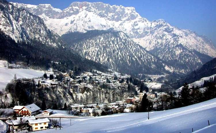 Schellenberg Im Winter