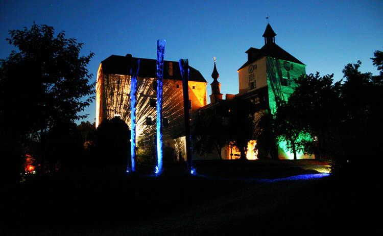 Schloss B Nacht
