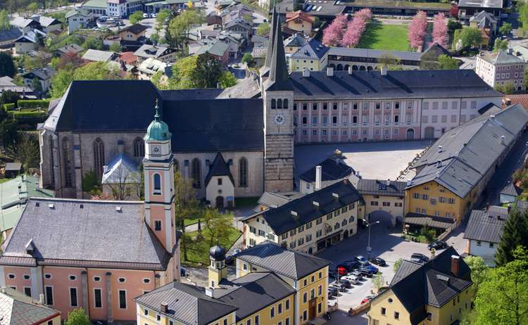 Königliches Schloß in Berchtesgaden