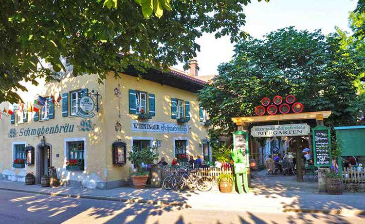 Cafe Bad Reichenhall