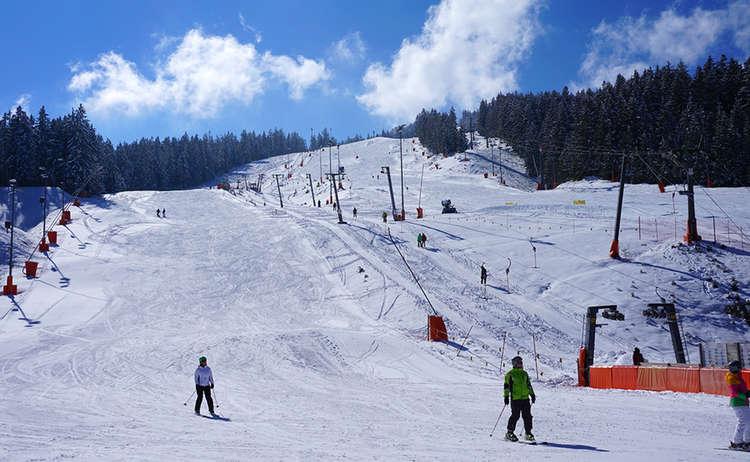 Skigebiet Goetschen Bischofswiesen