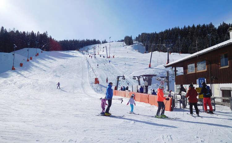 Skigebiet Goetschen
